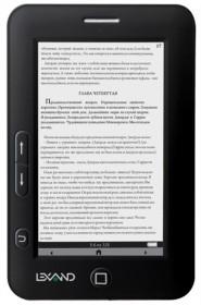 הספר האלקטרוני Lexand LT-114