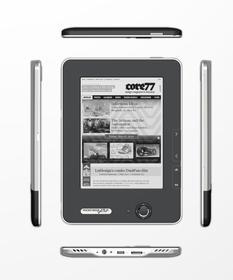 ספר אלקטרוני הארנק Pro 602
