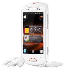 Sony Ericsson Live עם הווקמן (WT19i)